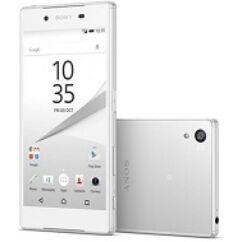 Mobiltelefon, Sony Xperia Z5 E6633 32GB DualSim kártyafüggetlen, 1+1 év garancia, fehér