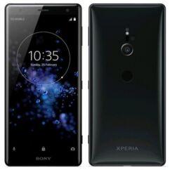 Mobiltelefon, Sony Xperia XZ2 H8266 DualSim kártyafüggetlen, 1 év garancia, fekete