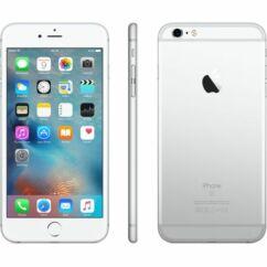 Apple iPhone 6S Plus 64GB Használt, (Kártyafüggetlen 1 hónap garancia), Mobiltelefon, ezüst