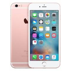 Mobiltelefon, Apple iPhone 6S Plus 64GB Preowned, kártyafüggetlen, 1 év garancia, rose gold
