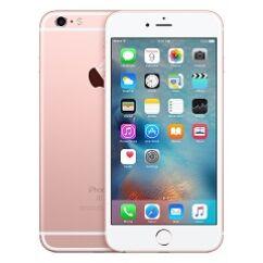 Mobiltelefon, Apple iPhone 6S Plus 64GB Preowned, kártyafüggetlen, 1 év garancia, rose gold