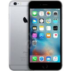 Apple iPhone 6S Plus 64GB, (Kártyafüggetlen használt 1 hónap garancia), Mobiltelefon, szürke