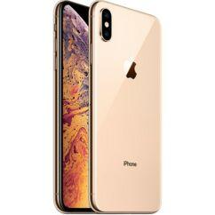Mobiltelefon, Apple iPhone XS Max 64GB Kártyafüggetlen, 1év garancia, arany