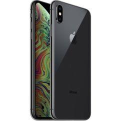 Apple iPhone XS Max 64GB, (Kártyafüggetlen 1 év garancia), Mobiltelefon, szürke