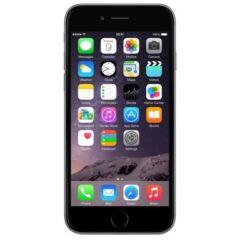 Mobiltelefon, Apple iPhone 6 16GB, Preowned, kártyafüggetlen, 1 év garancia, szürke