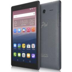 """Tablet, Alcatel OT-9003X Pixi 4 7"""" 8GB Wifi 3G, Kártyafüggetlen, 1 év garancia, szürke"""