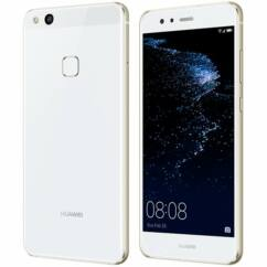 Mobiltelefon, Huawei P10 Lite 64GB 4G, DualSim, Kártyafüggetlen, 1+1 év garancia, fehér