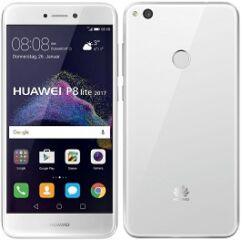Mobiltelefon, Huawei P8 Lite 2017, fehér