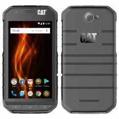 Caterpillar S31 DualSIM, (Kártyafüggetlen 1 év garancia), Mobiltelefon, fekete