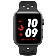 Apple Watch 3 (MQKY2) NIKE 38mm, Okosóra, fekete