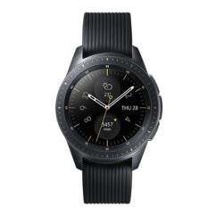 Samsung R810 Galaxy Watch 42mm, Okosóra, fekete