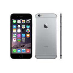 Mobiltelefon, Apple iPhone 6 32GB Kártyafüggetlen, Használt, 1 hónap garancia, szürke