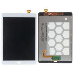 Samsung T555 Galaxy Tab A 9.7, LCD kijelző érintőplexivel, fehér