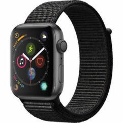 Apple Watch 4 (MU6E2) 44mm, Okosóra, szürke