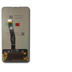 Huawei Honor 10 Lite/Honor 20 Lite, LCD kijelző érintőplexivel, fekete