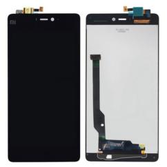 LCD kijelző, Xiaomi Mi4c, Mi4i érintőplexivel, fekete