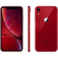 Apple iPhone XR 256GB, Mobiltelefon, piros