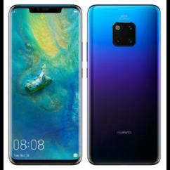 Mobiltelefon, Huawei Mate 20 Pro 128GB DualSim, kártyafüggetlen, 1 év garancia, twilight