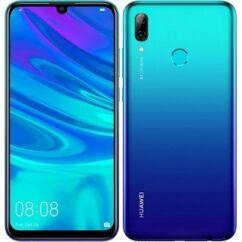 Mobiltelefon, Huawei P Smart 2019 64GB DualSim kártyafüggetlen, 1év garancia, zafir kék