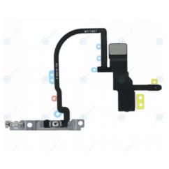 Apple iPhone XS, Átvezető szalagkábel (Flex), (be-/kikapcsoló gomb)