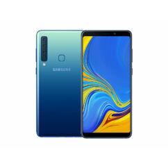 Mobiltelefon, Samsung A920 Galaxy A9 128GB DualSim, Kártyafüggetlen, 1 év garancia, kék