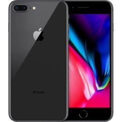 Mobiltelefon, Apple iPhone 8 Plus 256GB kártyafüggetlen, 1 év garancia, szürke