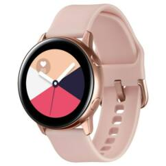Samsung R500 Galaxy Watch Active 42mm, Okosóra, rose gold