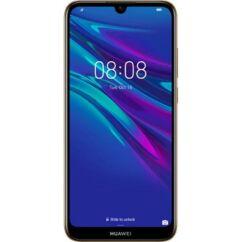 Mobiltelefon, Huawei Y6 2019 32GB DualSim, Kártyafüggetlen, 1 év garancia, fekete