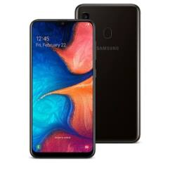 Samsung A205F Galaxy A20 32GB DualSIM, (Kártyafüggetlen 1 év garancia), Mobiltelefon, fekete