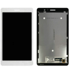 Huawei MediaPad T3 8.0 (KOB-L09), LCD kijelző érintőplexivel, fehér