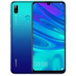 Mobiltelefon, Huawei P Smart 2019 64GB DualSim kártyafüggetlen, 1év garancia, arora kék