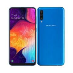 Samsung A705 Galaxy A70 128GB DualSIM, (Kártyafüggetlen 1 év garancia), Mobiltelefon, kék