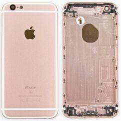 Apple iPhone 6S, Akkufedél, rose gold