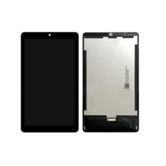 Huawei T3 MediaPad 7.0 Wifi (BG2-U01), LCD kijelző érintőplexivel, fekete