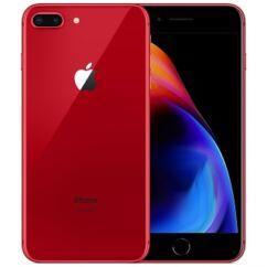 Mobiltelefon, Apple iPhone 8 Plus 256GB kártyafüggetlen, 1 év garancia, piros