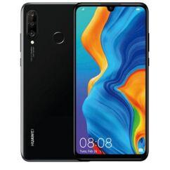 Mobiltelefon, Huawei P30 Lite 128GB DualSim Kártyafüggetlen, 1 év garancia, fekete