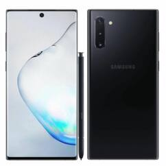 Samsung N970 Galaxy Note 10 256GB DualSIM, Mobiltelefon, fekete