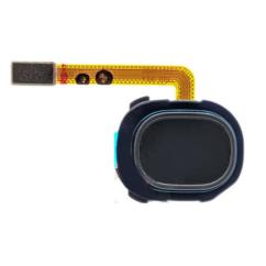 Samsung A305/A405 Galaxy A30/A40, Ujjlenyomat érzékelő, (HOME), fekete
