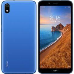 Mobiltelefon, Xiaomi Redmi 7A 16GB DualSim, kártyafüggetlen, 1 év garancia, kék