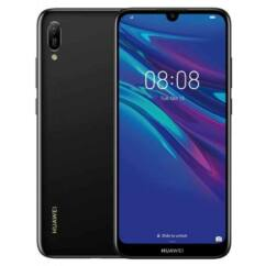 Mobiltelefon, Huawei Y5 2019 16GB DualSim, Kártyafüggetlen, 1 év garancia, brown