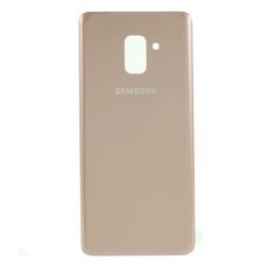 Samsung A530 Galaxy A8 2018, Akkufedél, arany