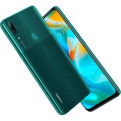 Mobiltelefon, Huawei P Smart Z 2019 64GB DualSim, kártyafüggetlen, 1év garancia, zöld