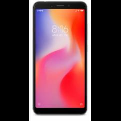Mobiltelefon, Xiaomi Redmi 6 32GB DualSim kártyafüggetlen, 1 év garancia, fekete