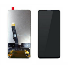 Huawei P Smart Z/Y9 Prime 2019, LCD kijelző érintőplexivel, fekete