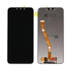Huawei P Smart Plus 2018/Nova 3i, LCD kijelző érintőplexivel, fekete