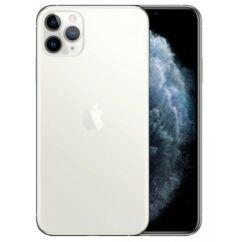 Apple iPhone 11 Pro Max 256GB 6.5, Mobiltelefon, ezüst