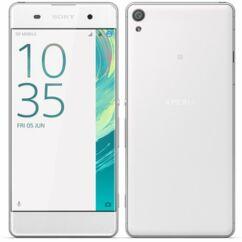 Sony Xperia XA F3111 16GB, (Kártyafüggetlen 1 év garancia), Mobiltelefon, fehér