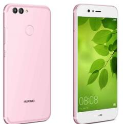Mobiltelefon, Huawei P10 Selfie 64GB 5.5 Kártyafüggetlen, 1 év garancia, rose