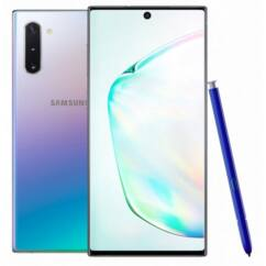 Samsung N970 Galaxy Note 10 256GB DualSIM, (Kártyafüggetlen 1 év garancia), Mobiltelefon, glow