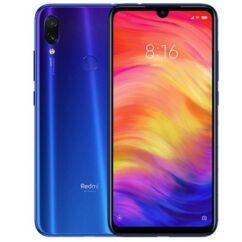 Mobiltelefon, Xiaomi Redmi 7 32GB DualSim, kártyafüggetlen, 1 év garancia, kék